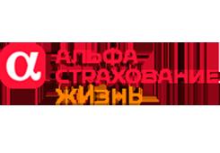 Логотип «АльфаСтрахование-Жизнь»