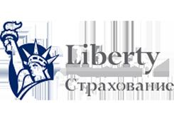 Логотип «Либерти Страхование»