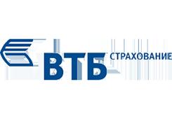 Логотип «ВТБ Страхование»