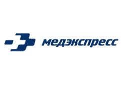 Логотип «Медэкспресс»